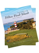 Cover of the Hilton Head Vacation Planner
